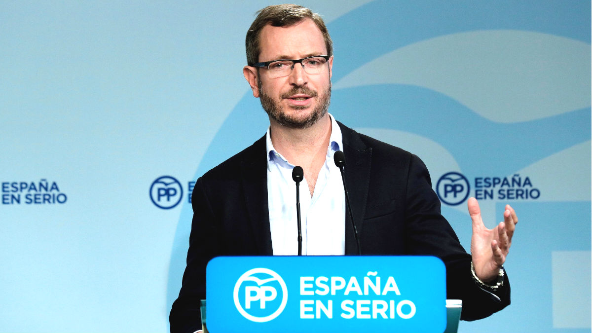 Javier Maroto. (Foto: EFE)