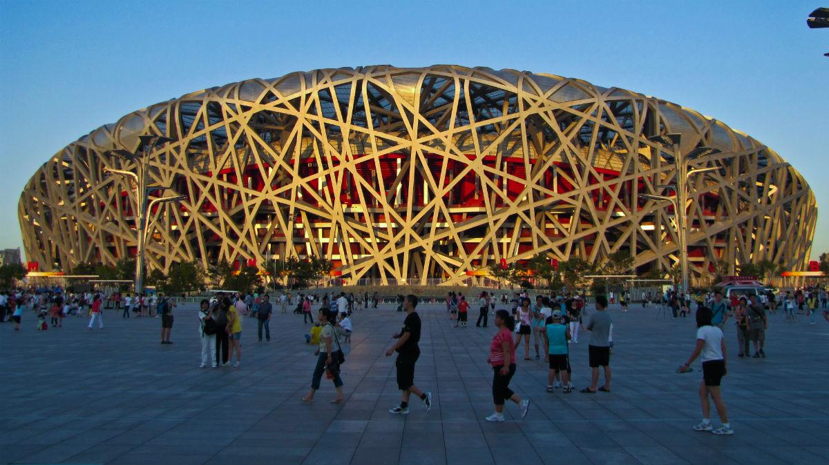 El Nido Olímpico de Pekín, escenario de 31 nuevos positivos por doping.