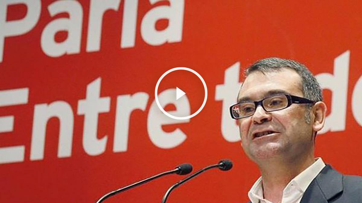 José María Fraile, ex alcalde socialista de Parla. (EFE)