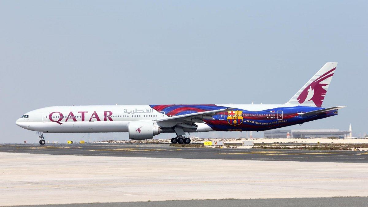 El Barcelona tendrá que coger su avión tras la final de Copa con destino a Qatar. (Getty)