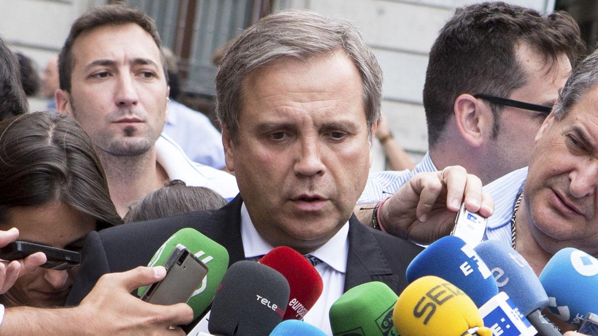 Antonio Miguel Carmona. (Foto: AFP)