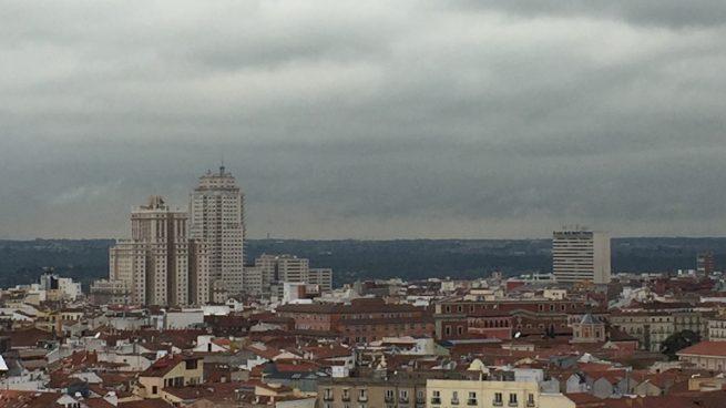 El Edificio España y la Torre Madrid