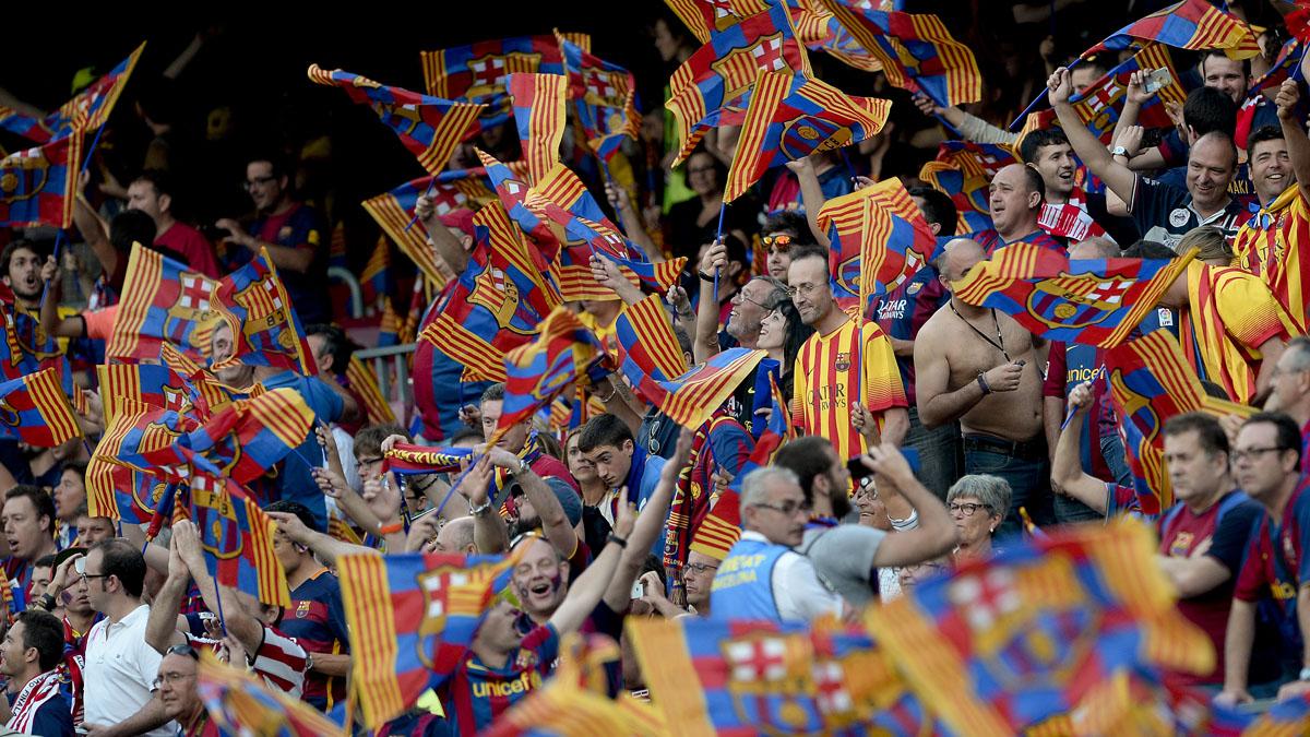 La última edición de la Copa acogió una multitudinaria pitada al himno español. (AFP)