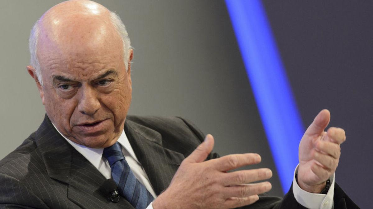 El presidente de BBVA, Francisco González. (Fuente: EFE)