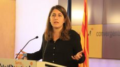 Marta Pascal, coordinadora general del PDeCAT. (Foto: Efe)