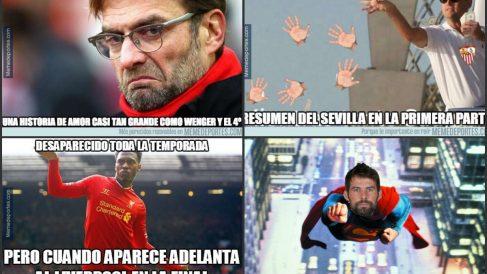 Los mejores memes de la final de la Europa League.