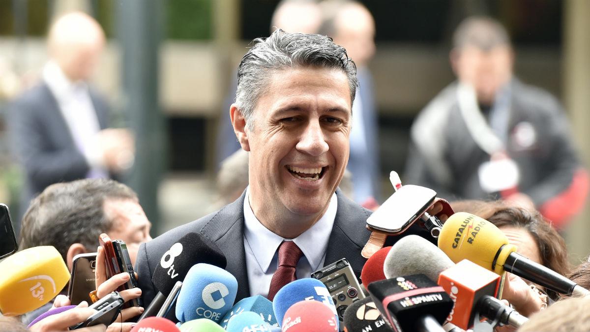 Xavier García Albiol. (Foto:AFP)