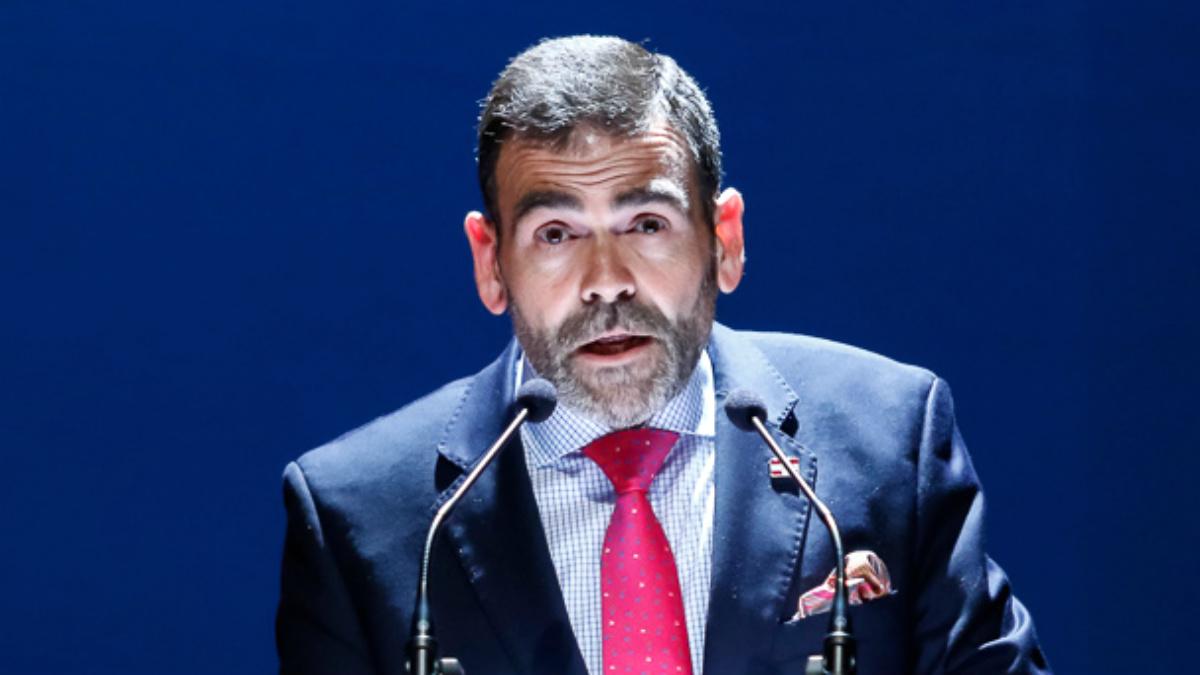 Jose López, el alcalde más chulo de España, primer edil de Cartagena.