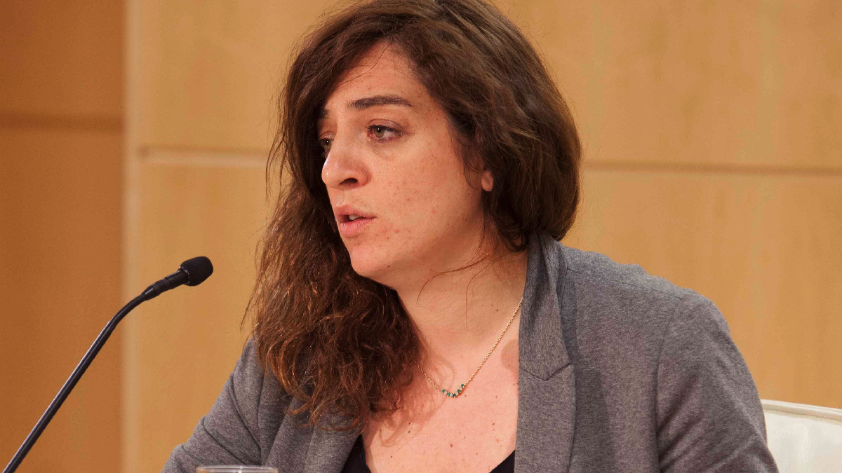 Celia Mayer. (Foto: Madrid)