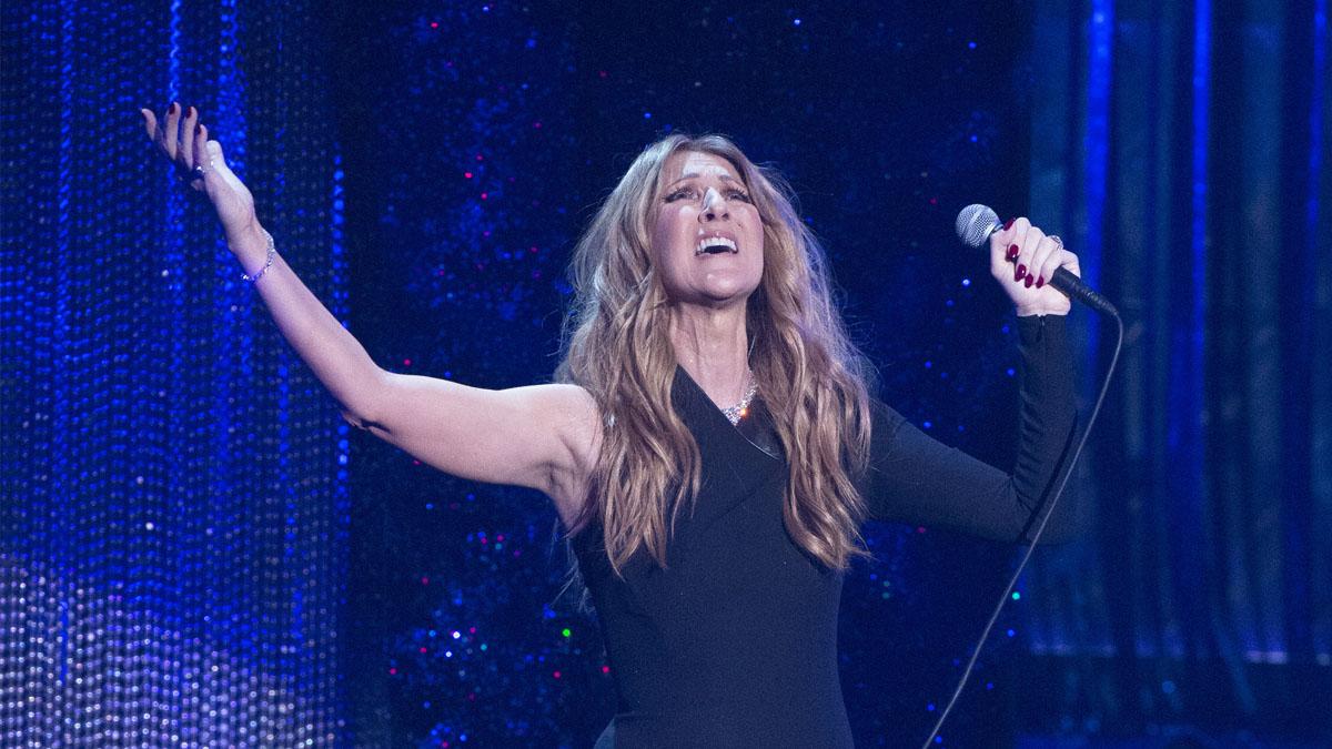 Celine Dion. (Foto: AFP)