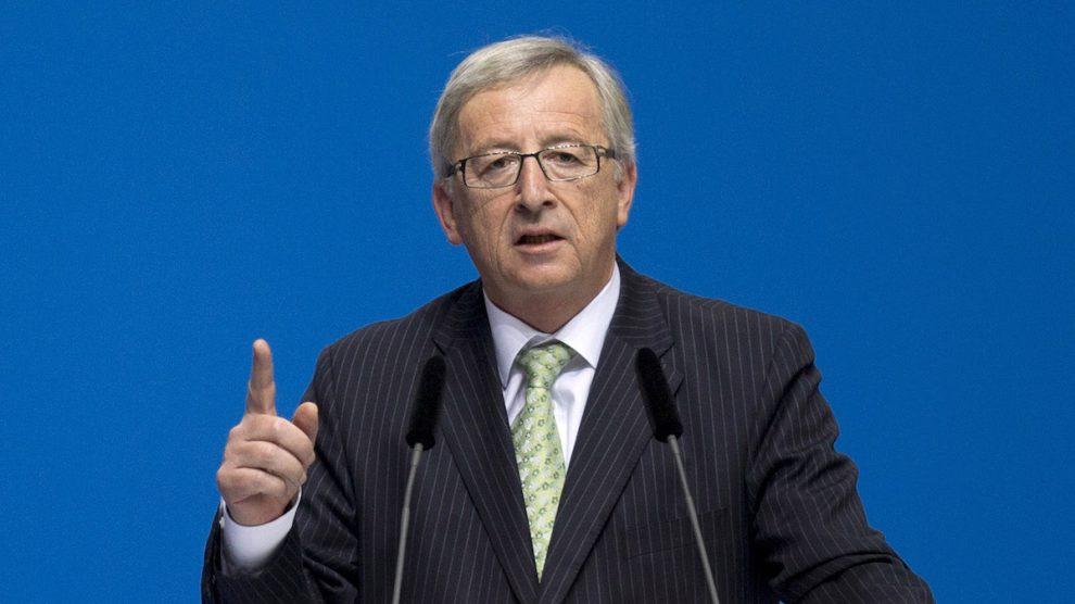 Jean-Claude Juncker, presidente de la Comisión Europea. (Foto: GETTY)