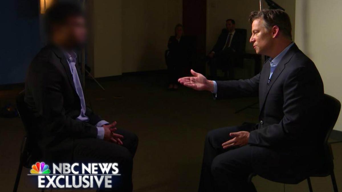 Richard Engel entrevista a Mo, el neoyorquino que se unió y desertó del ISIS. (NBC)