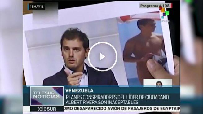 Brutal ataque del nº 2 de Nicolás Maduro a Albert Rivera a tres días de su viaje a Venezuela