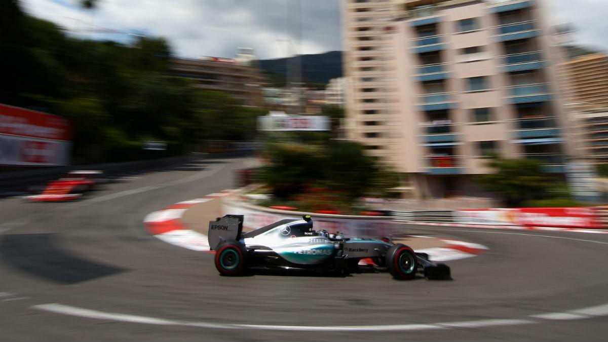El Gran Premio de Mónaco es la carrera por antonomasia del mundial de F1. (Getty)