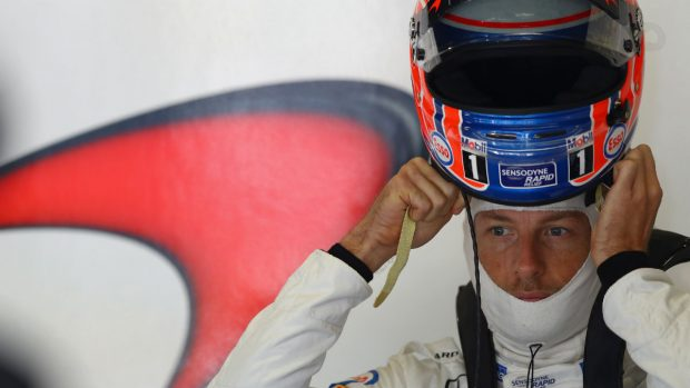 Jenson Button considera la IndyCar demasiado peligrosa. (Getty)