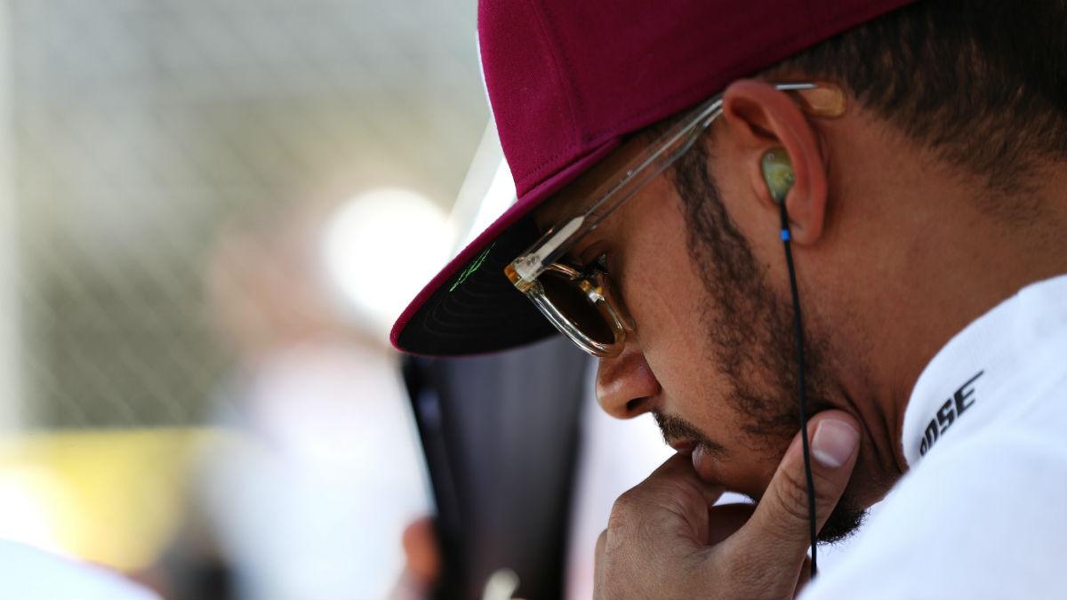 Lewis Hamilton no se ve atraído por otras categorías cuando deje la Fórmula 1. (Getty)