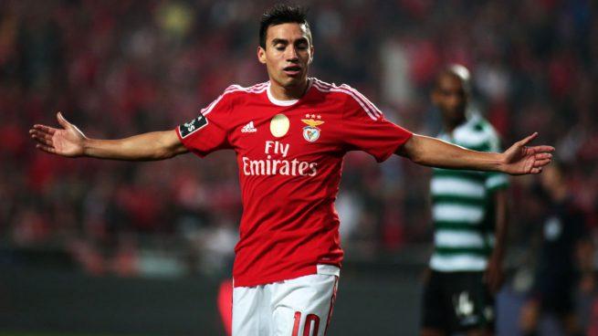 El Atlético ficha a Nico Gaitán por 25 millones de euros