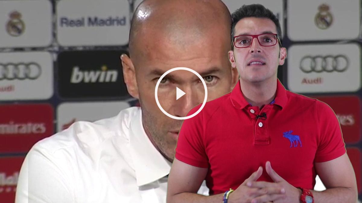 Los 10 argumentos por los que seguirá Zinedine Zidane en el Madrid.