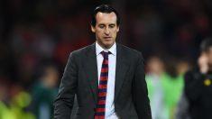 Unai Emery tiene una maldición con el Barcelona. (Getty)