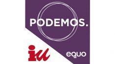 Logo de Unidos Podemos para las generales.