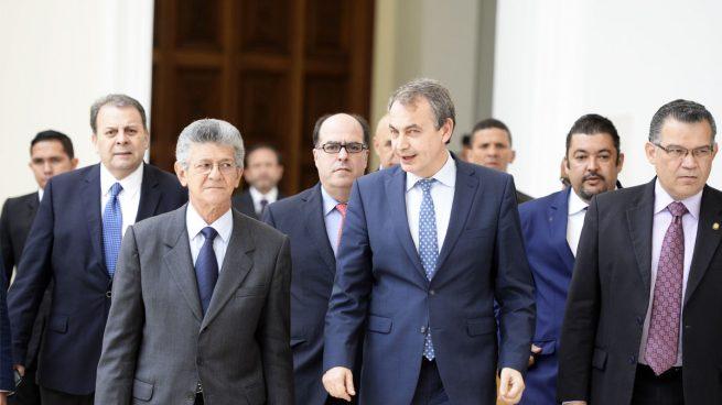 España concede la nacionalidad a los familiares venezolanos perseguidos de Leopoldo López
