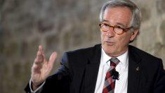 El ex alcalde convergente de Barcelona Xavier Trias (Foto: AFP)