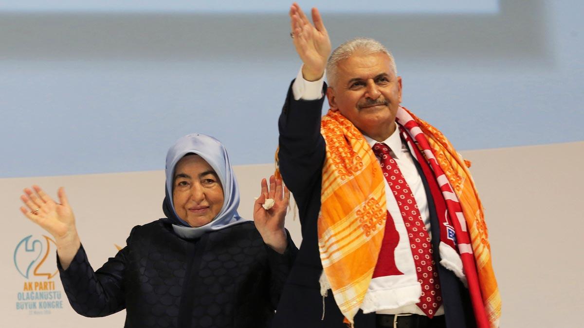 Binali Yildirim ha sido ascendido a primer ministro en Turquía (Foto: Reuters)