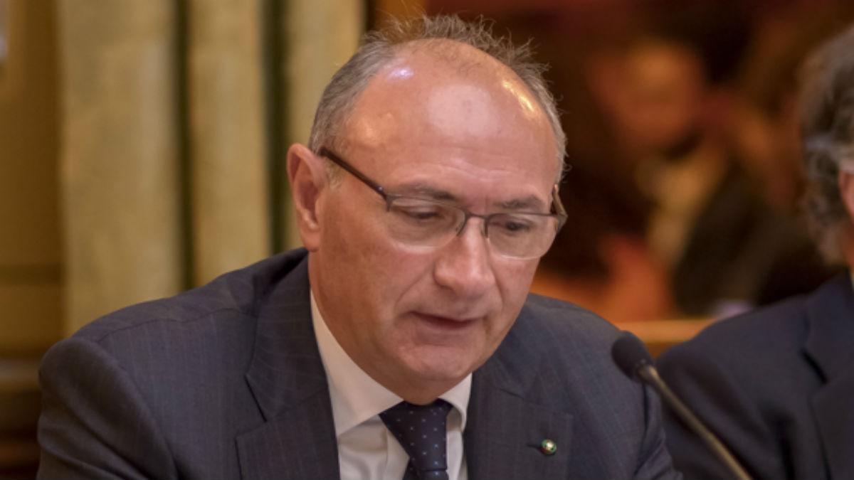 Federico Ghizzoni, CEO de Unicredit.