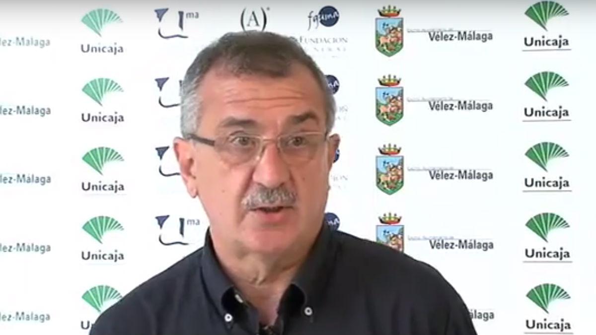 Carlos Hernández Pezzi, edil exsocialista de Málaga. (Foto: Youtube)