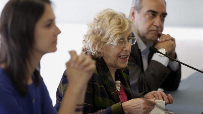 Carmena evita desvelar si ella hubiera vendido o no la VPP de Espinar