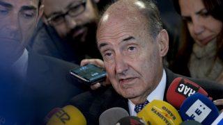 Miquel Roca, uno de los padres vivos de la Constitución. (Foto: AFP)