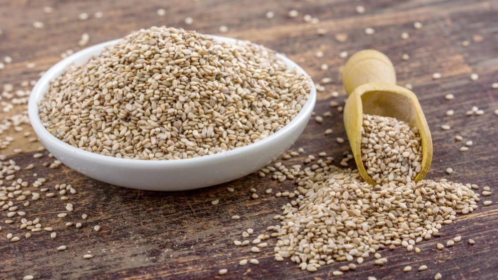 Propiedades de las semillas de sésamo y beneficios para la salud