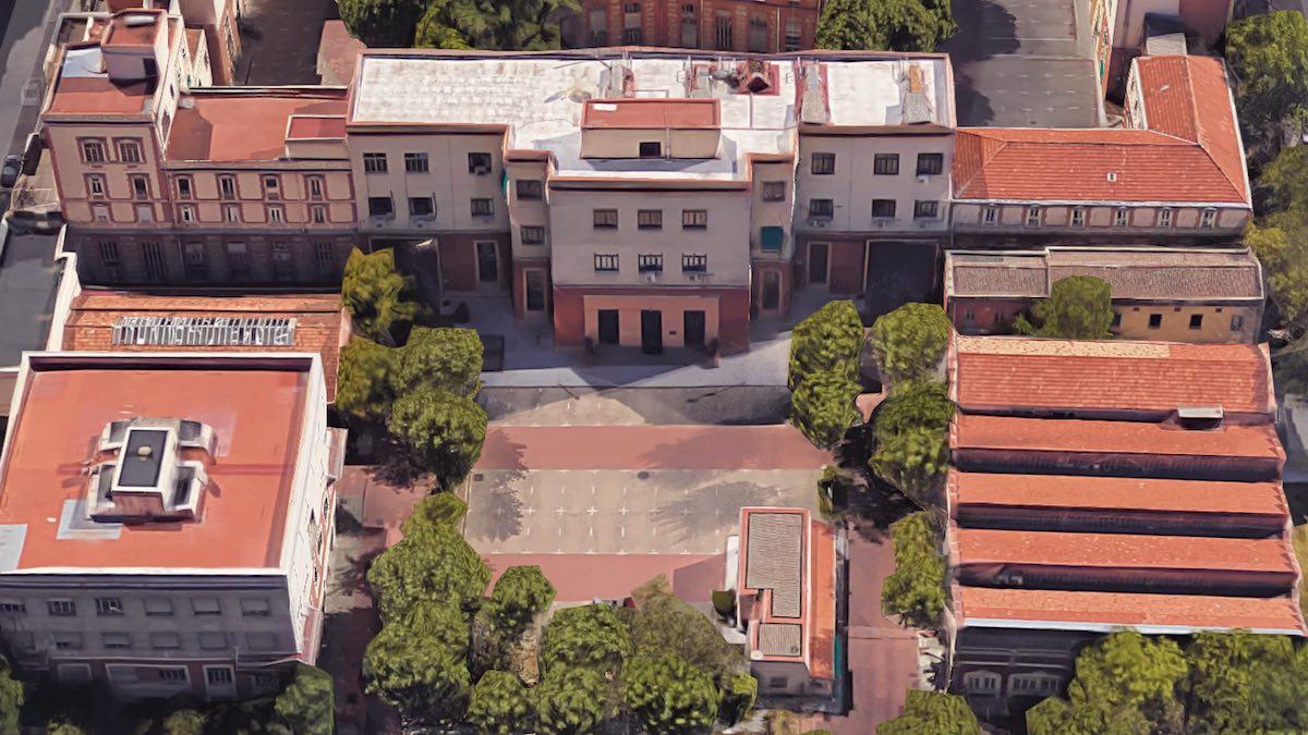 Antiguo Taller de Precisión y Centro Electrotécnico de Artillería (FOTO: GOOGLE MAPS).