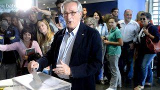 El ex alcalde de Barcelona, Xavier Trias (Foto: AFP)