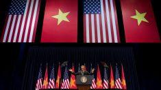 Barack Obama en Vietnam. (Foto: AFP)