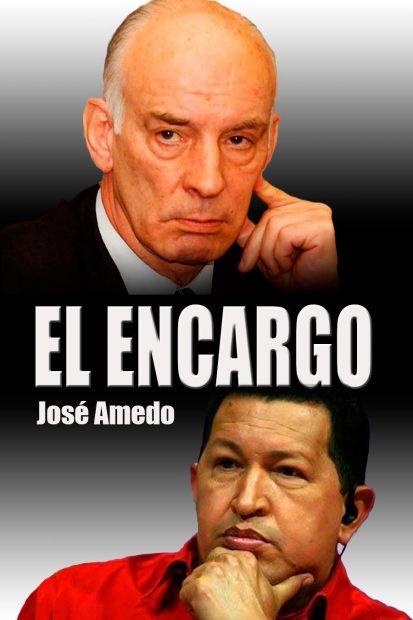 Portada del libro de José Amedo 'El Encargo'.