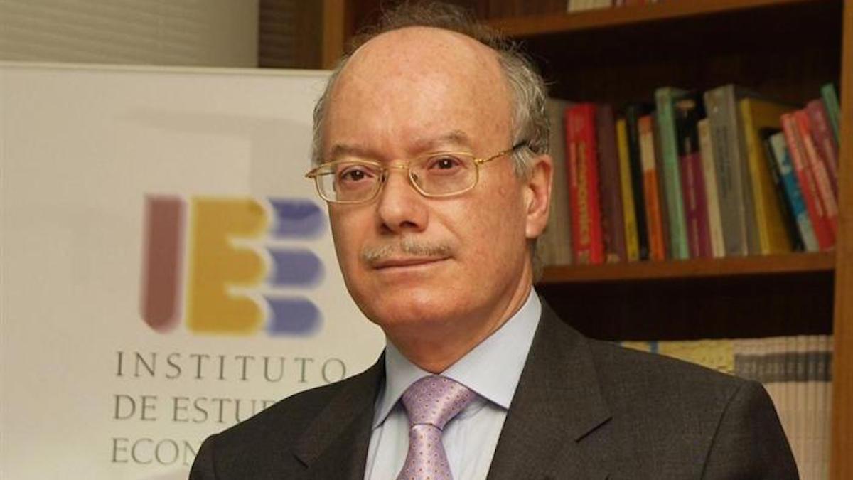 El presidente del IEE, José Luis Feito (Foto: IEE).