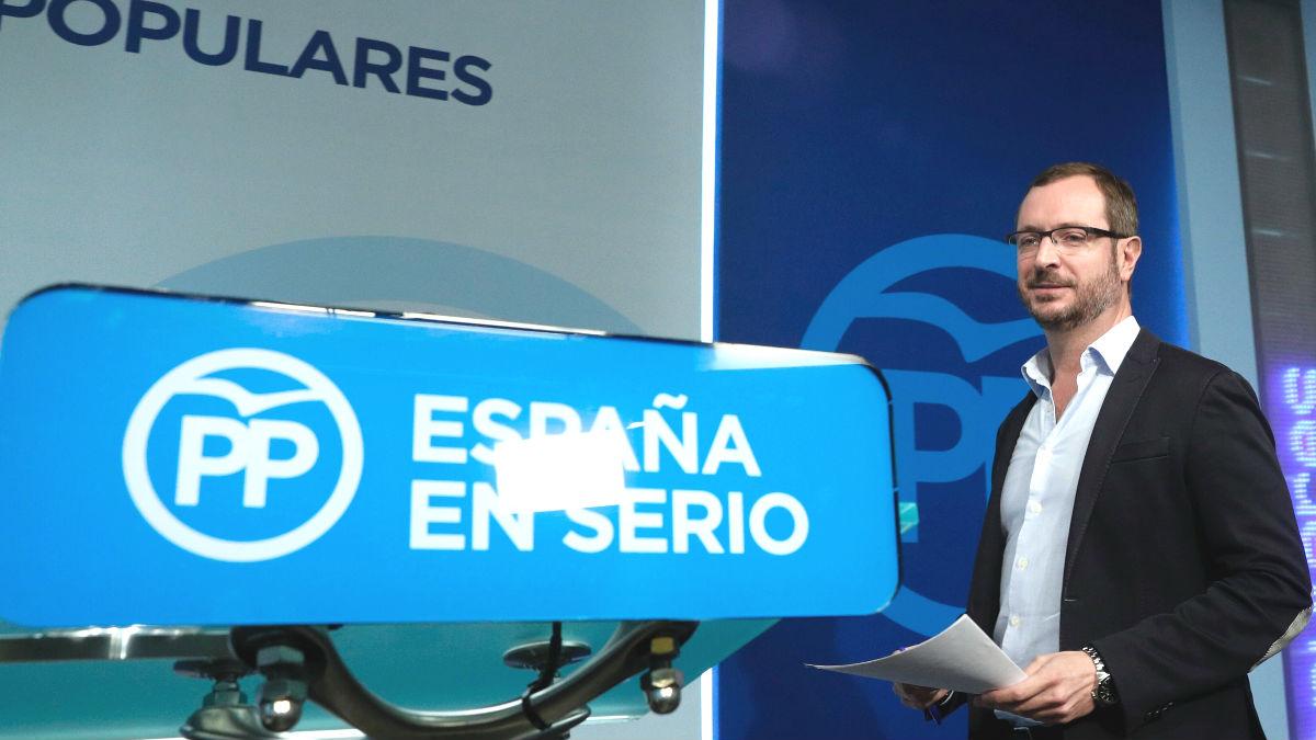 El vicesecretario sectorial del PP, Javier Maroto (Foto: Efe)