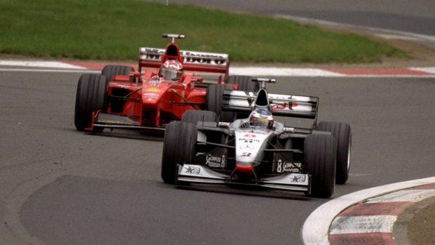 Mika Hakkinen fue el protagonista de la última era dorada de McLaren al ganar los títulos de 1998 y 1999. (Getty)