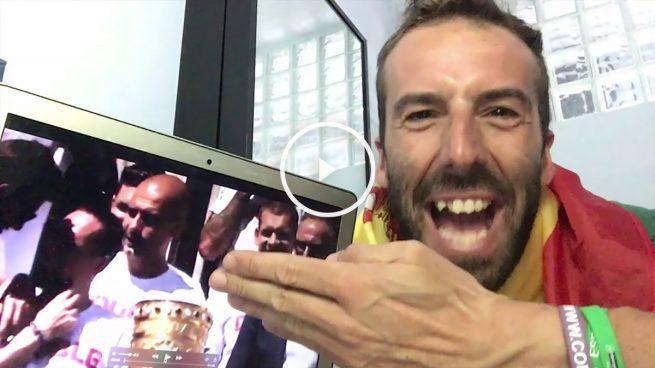 Okjeda se ríe de Guardiola: «Llama a la oficina del Bayern para dar las gracias como español»