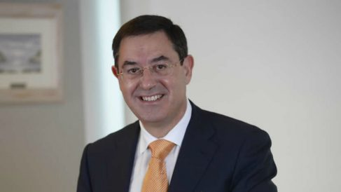 El presidente de Euskaltel, Alberto García