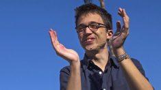 El secretario de campaña de Podemos, Íñigo Errejón (Foto: EFE).