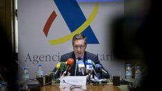 El director de la Agencia Tributaria (AEAT), Santiago Menéndez (Foto: EFE).