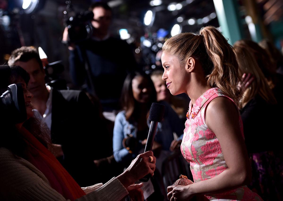 Shakira (Getty)