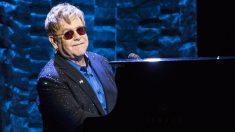 Elton John. (Foto: AFP)