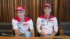 La relación entre los pilotos de Ducati se encuentra en el peor momento. (Getty)