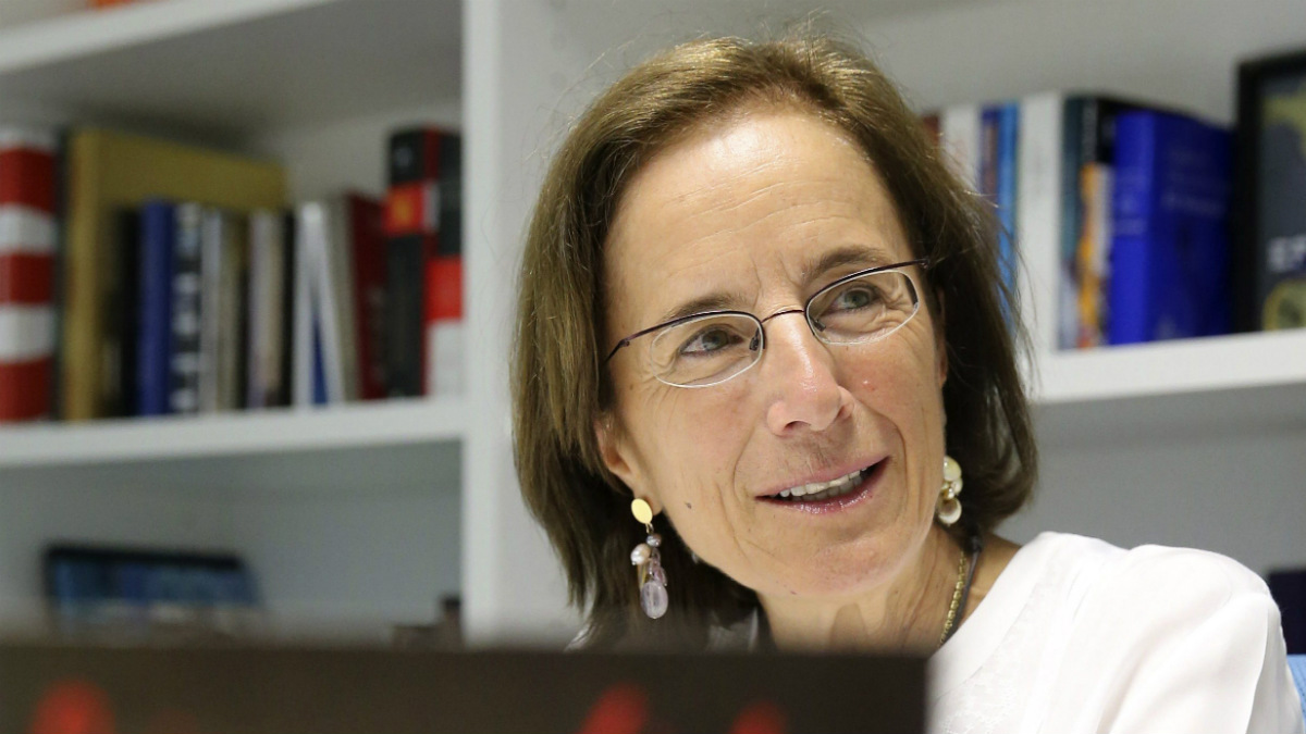 La periodista española Salud Hernández Mora. (EFE)