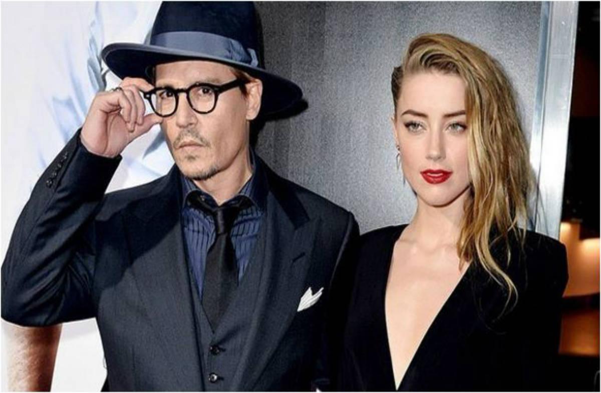 Johnny Depp y Amber Heard se divorcian (Instagram)