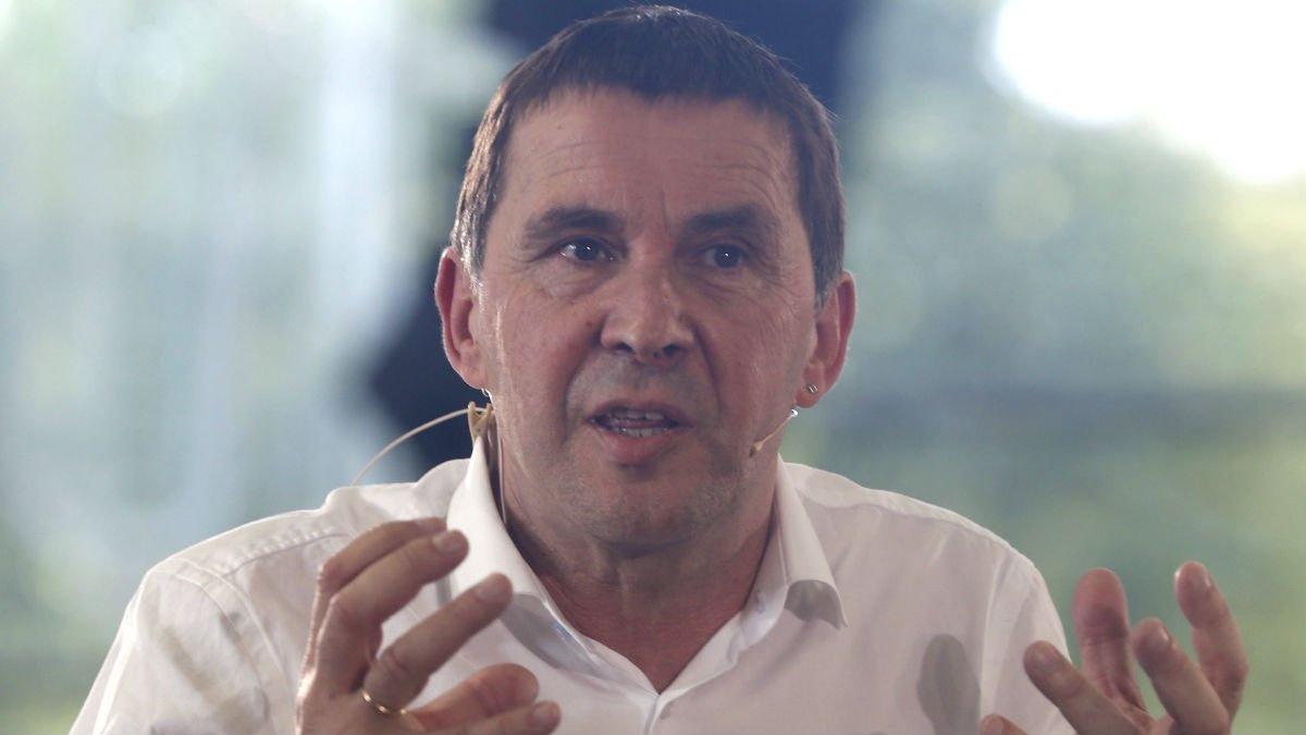 Arnaldo Otegi, líder de Bildu. (Foto: EFE)