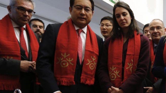 Rita sobre la venta del Edificio España confirmada por Wang Jianlin: «No hablo chino»